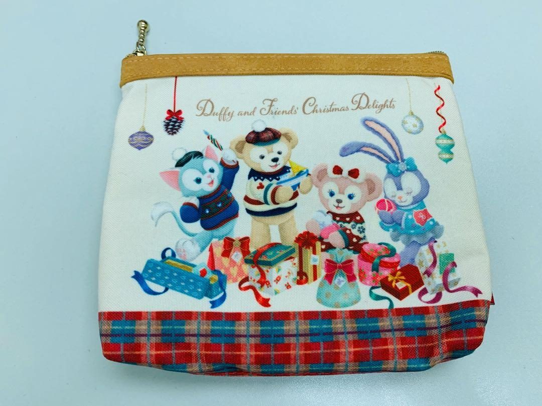Disney Duffy and Friends Pouch