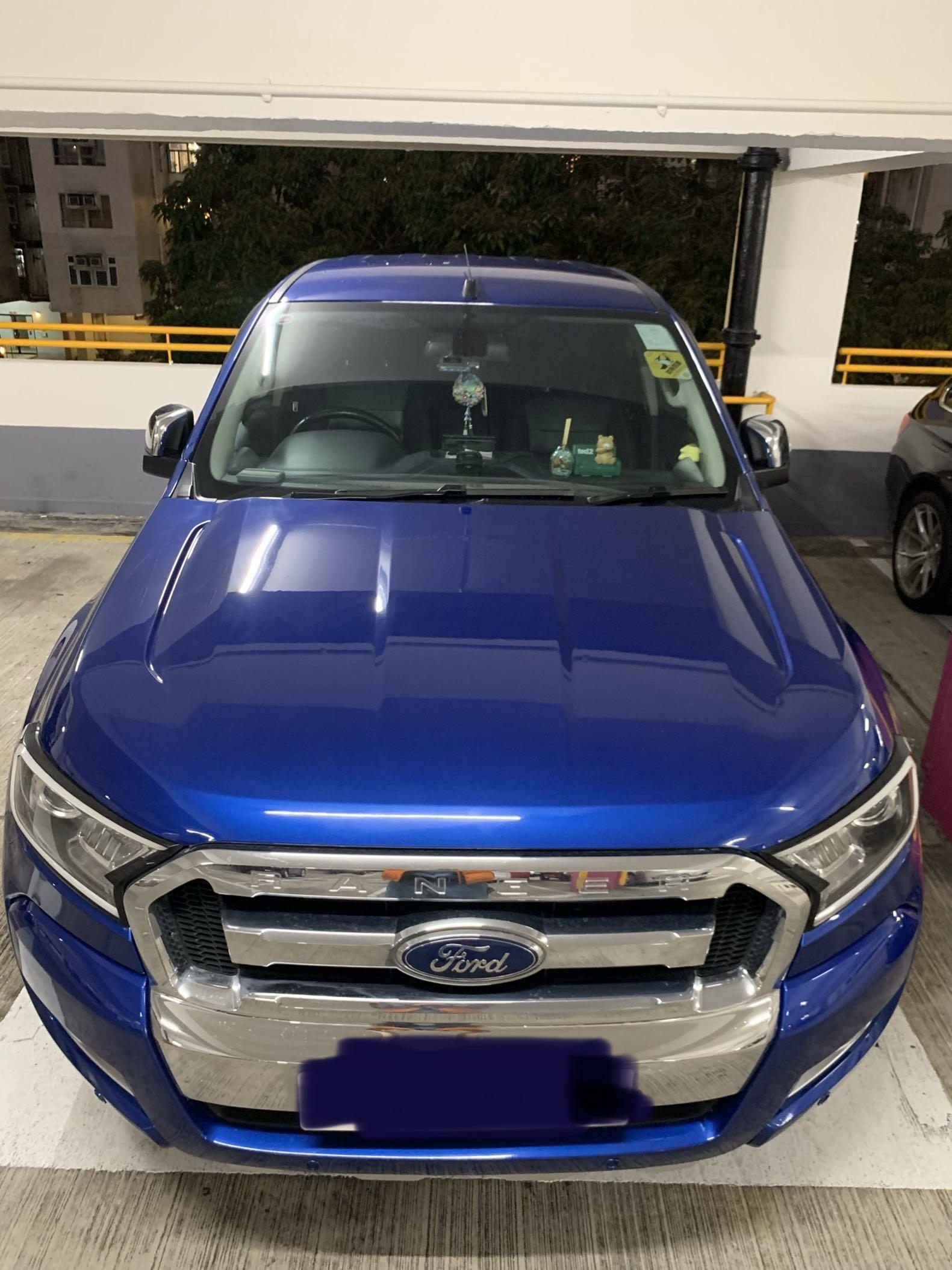 Ford Ranger Ford Ranger Auto