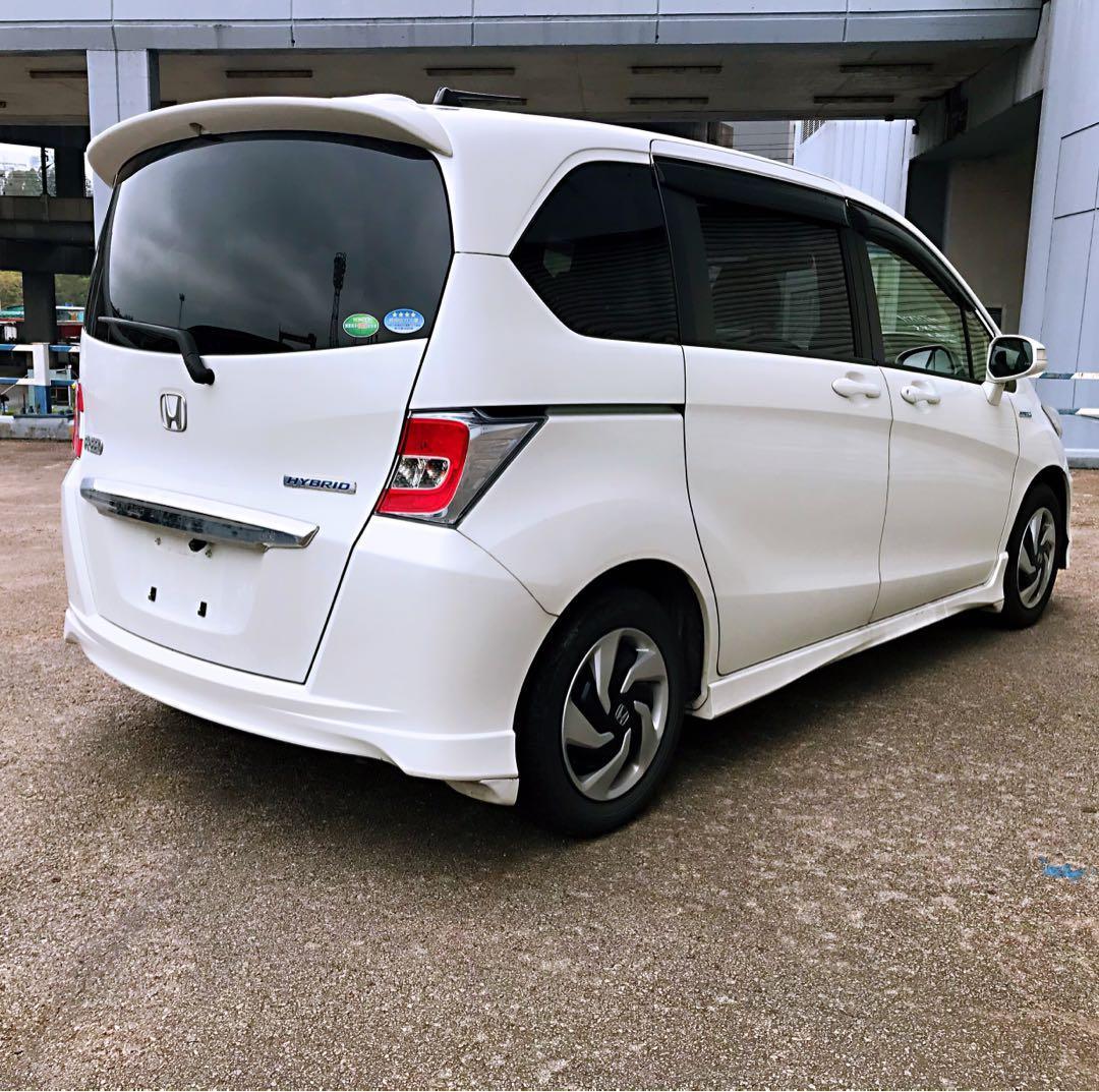 Honda Freed HYBRID G Auto