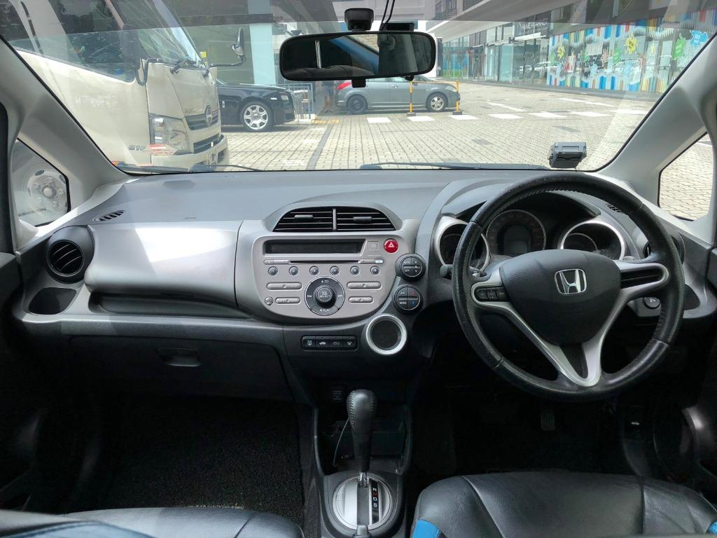 Honda JazzJUST IN with Lowered rental rates!! PHV/ Personal/ Parcel delivery available, Just $500 Deposit driveoff immediately. No hidden cost. Whatsapp 81888616 now!