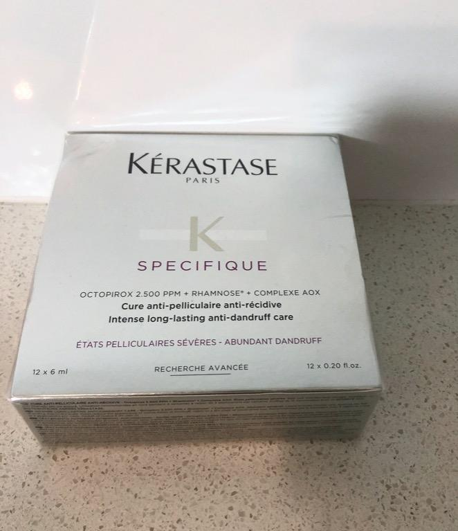 Kerastase Specifique Cure Anti-Pelliculaire Anti Dandruff 12X6ml