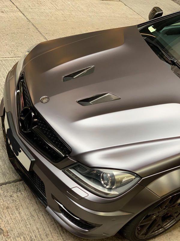 Mercedes-Benz C63 amg coupe Coupe Auto