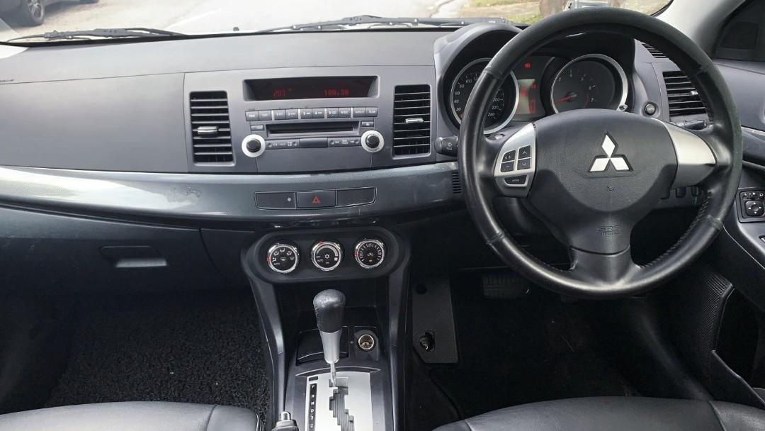 Mitsubishi Lancer 1.5 EX MIVEC Sports (A)