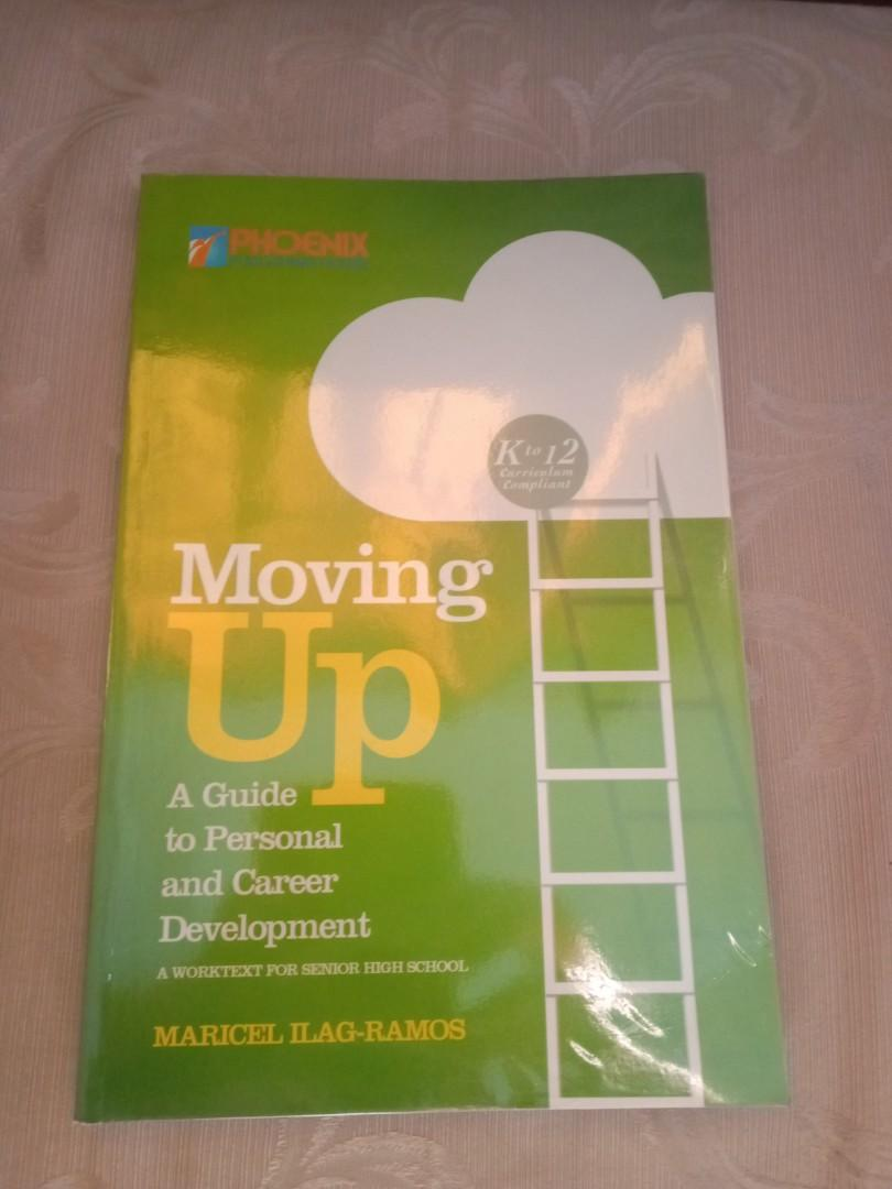 Moving Up A Guide to Personal and Career Development Phonenix