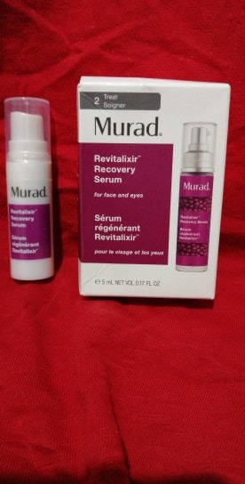 Murad Recvitalixir Recovery Serum 5ml. Brand New & Authentic. [No Swaps, Price is Firm]