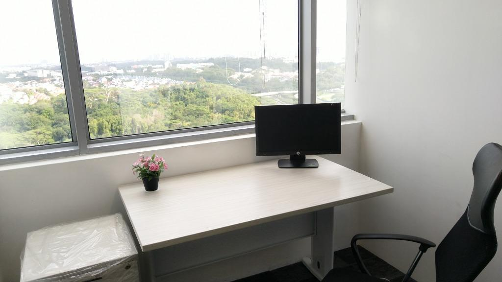 Near Mrt Small Office For Rent In West Singapore Bukit Batok Jurong East Area Property Rentals Commercial On Carousell