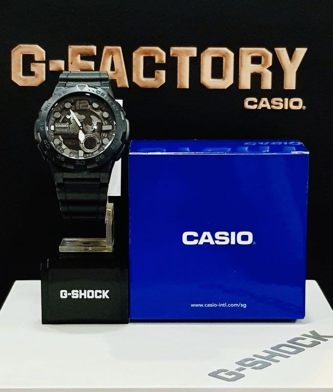 NEW🌟COUPLE💝SET : CASIO + BABYG DIVER UNISEX SPORTS WATCH  : 100% ORIGINAL AUTHENTIC BABY-G-SHOCK ( G-SHOCK ) COMPANY : BA-110RG-1A + AEQ-100W-1BV