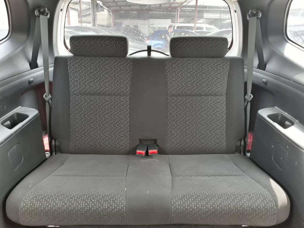 NISSAN LIVINA 1.8 (A) MPV IMPUL BODYKIT 7 SEATER NICE FOR FAMILY CAR GOOD CONDITION.