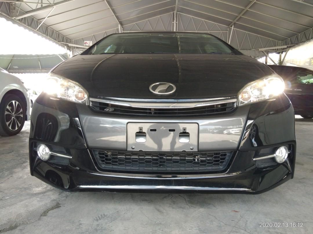 👍ON THE ROAD~ PRICE RM112,888.88👍TOYOTA WISH 1.8 S SPEC 2015RECOND ➡📳0⃣1⃣6⃣6⃣0⃣8⃣3⃣2⃣2⃣3⃣ Johnngseng☺🙏