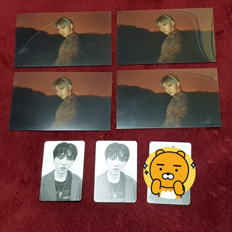 OnlyOneOf 2nd Mini Album [LINE SUN GOODNESS] Photocard