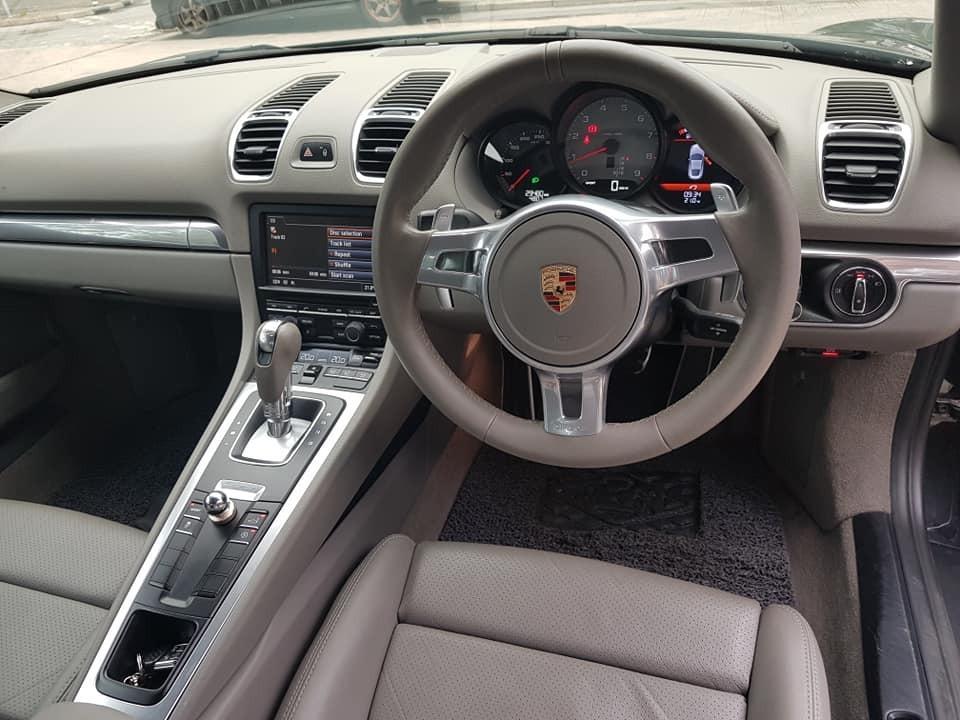 Porsche Cayman 3.4 S PDK Auto