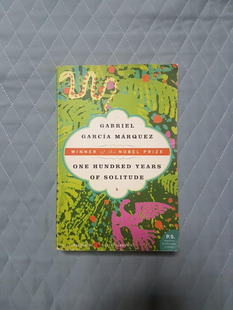 Preloved ONE HUNDRED YEARS OF SOLITUDE by Gabriel Garcia Marquez