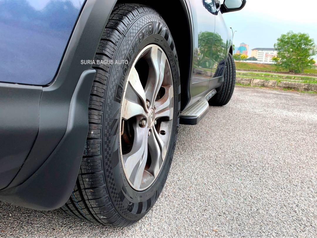 Rent Honda CR-V 2.4 (A) AWD SUV Full Spec - Kereta Sewa