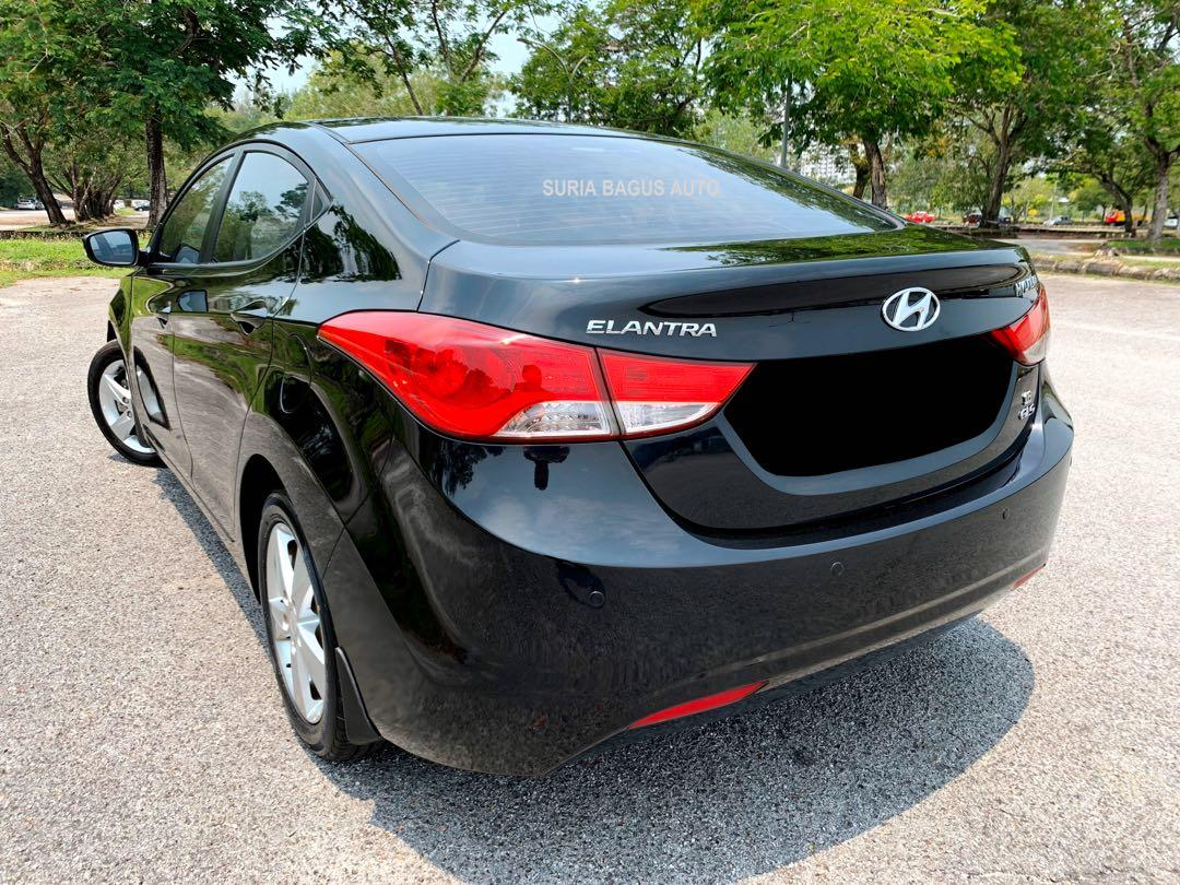 Rent Hyundai Elantra 1.6 (A) GLS Premium Sedan - Kereta Sewa