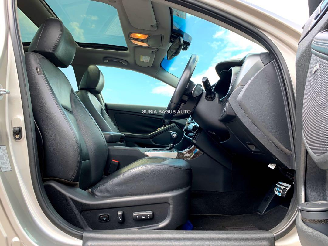 Rent Kia Optima K5 2.0 (A) Luxury Sport Sedan - Kereta Sewa