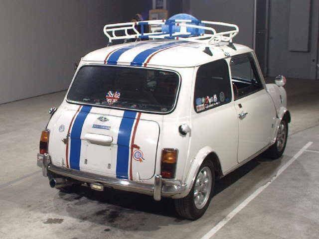 Rover mini Cooper - Manual