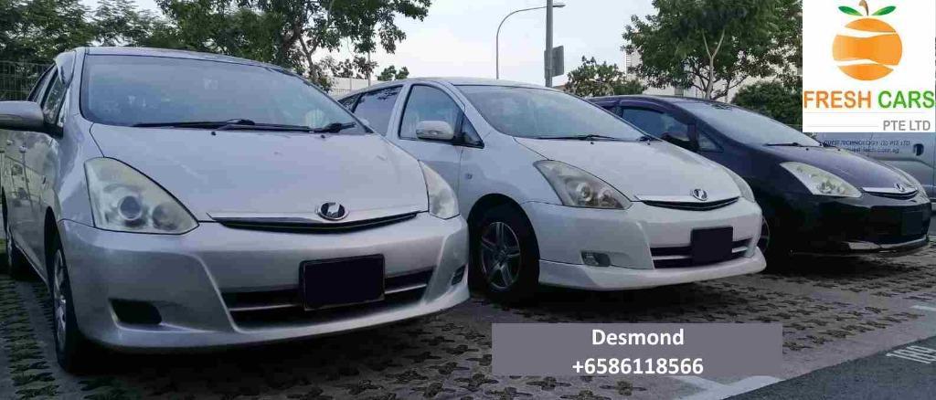 💰Super Budget Car Rental - Toyota Wish/ Honda Stream💰
