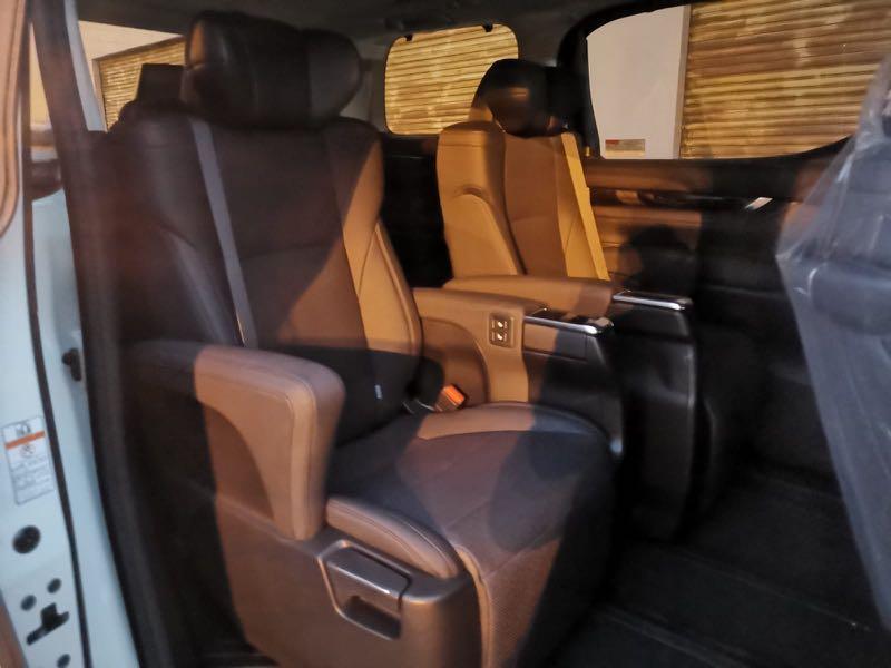 Toyota Alphard Alphard 3.5 sc Auto