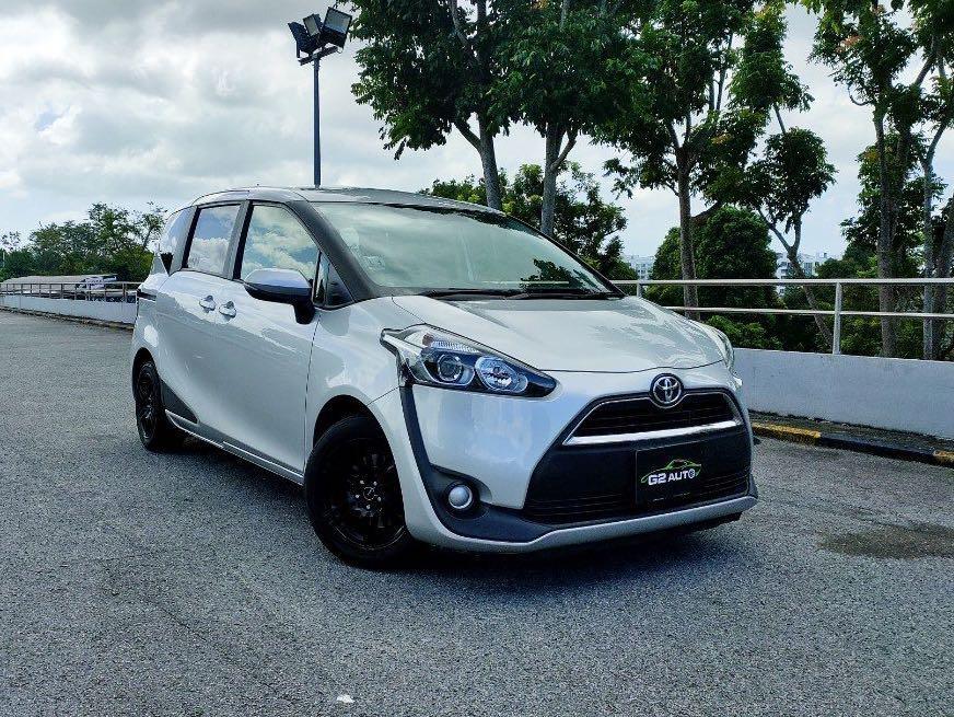 Toyota Sienta 1.5 X (A)