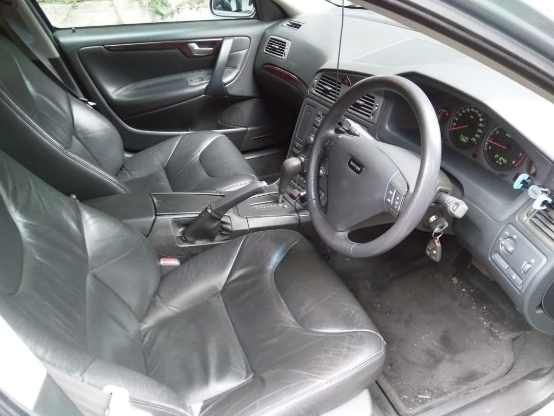 Volvo S60 T5 (A)
