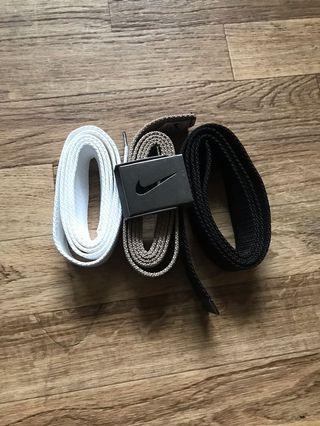 Nike Belts