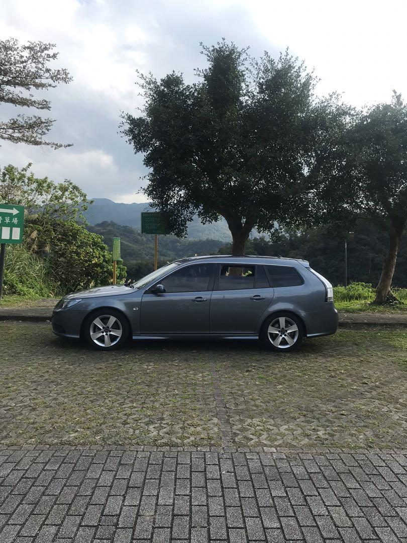 08 Saab 93 sportcombi 2.0T Vector