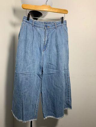 Japanese Brand-W closet  jeans