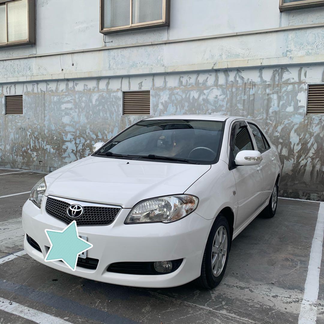 自售 2009年 TOYOTA VIOS 1.5E (白色)