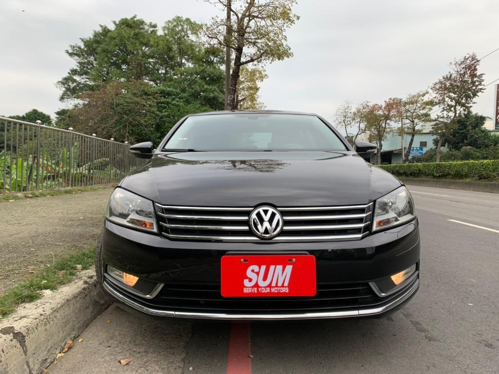 正2011年出廠 總代理一手車 Volkswagen/福斯 Passat 1.8TSI 汽油頂級版