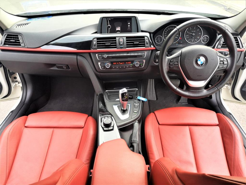 2012 BMW 320d 2.0 Sport Line Sedan [LOCAL][ONE OWNER][FULL SERVICE RECORD][ACTUAL YEAR MAKE 2012]