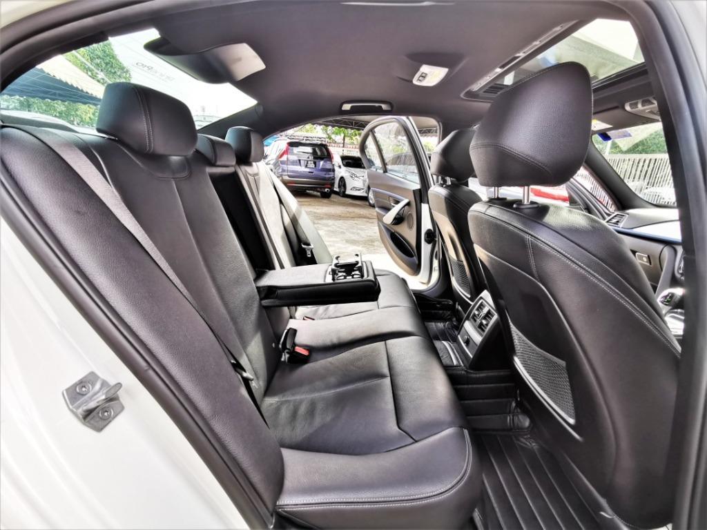 2017 BMW 330e 2.0 M Sport [1 OWN][U/WARRANTY][F/SERVICE RECORD][48,000KM ONLY][ACTUAL YEAR MAKE 2017