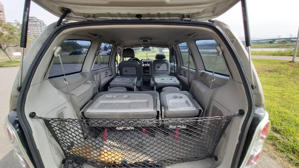 7人座 柴油休旅車 廂型車 中古車 二手車