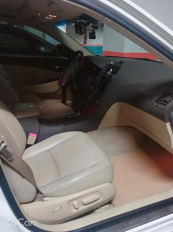 自售 Lexus ES350 2007年出廠 頂級全景版 珍珠白