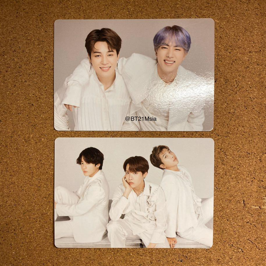 [ WTS ] BTS Official Mini Photocard - The Final MD