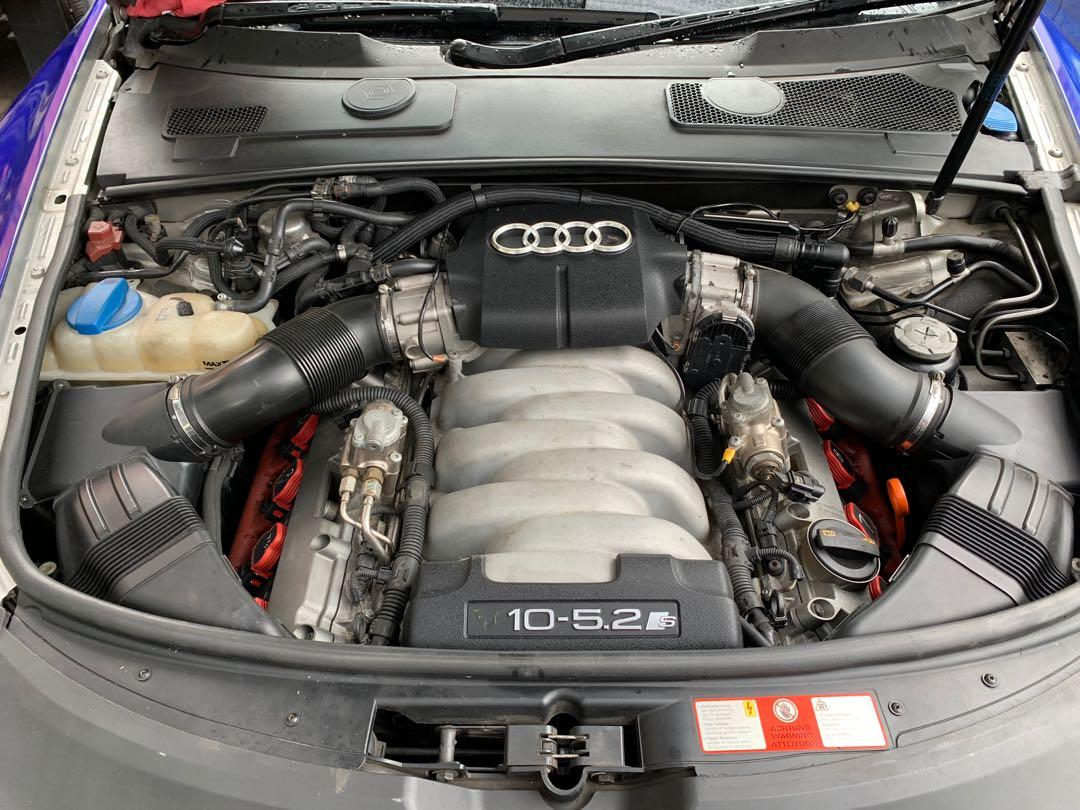 Audi S6 5.2 v10 Quattro  Auto