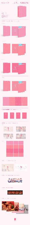 BTS - MAP OF THE SOUL : PERSONA - versions : ver 1 / ver 2 / ver 3 / ver 4 / Full set - ALBUM PREORDER/READY STOCK + FREE GIFT PHOTOCARDS