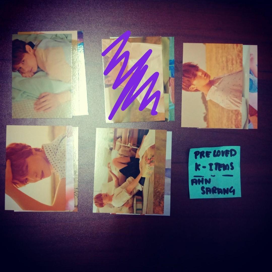 [CLEARANCE] SEVENTEEN SVT YMMD YOU MAKE MY DAY DAWN KIHNO CARD