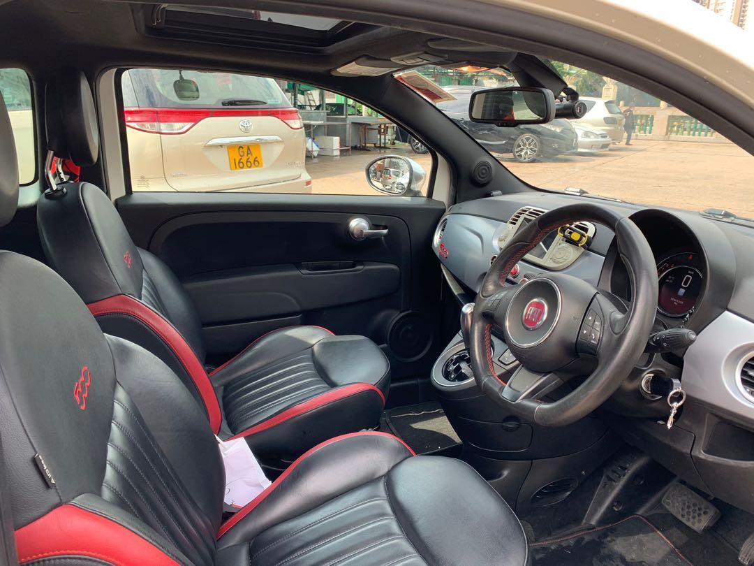 Fiat 500 S Auto