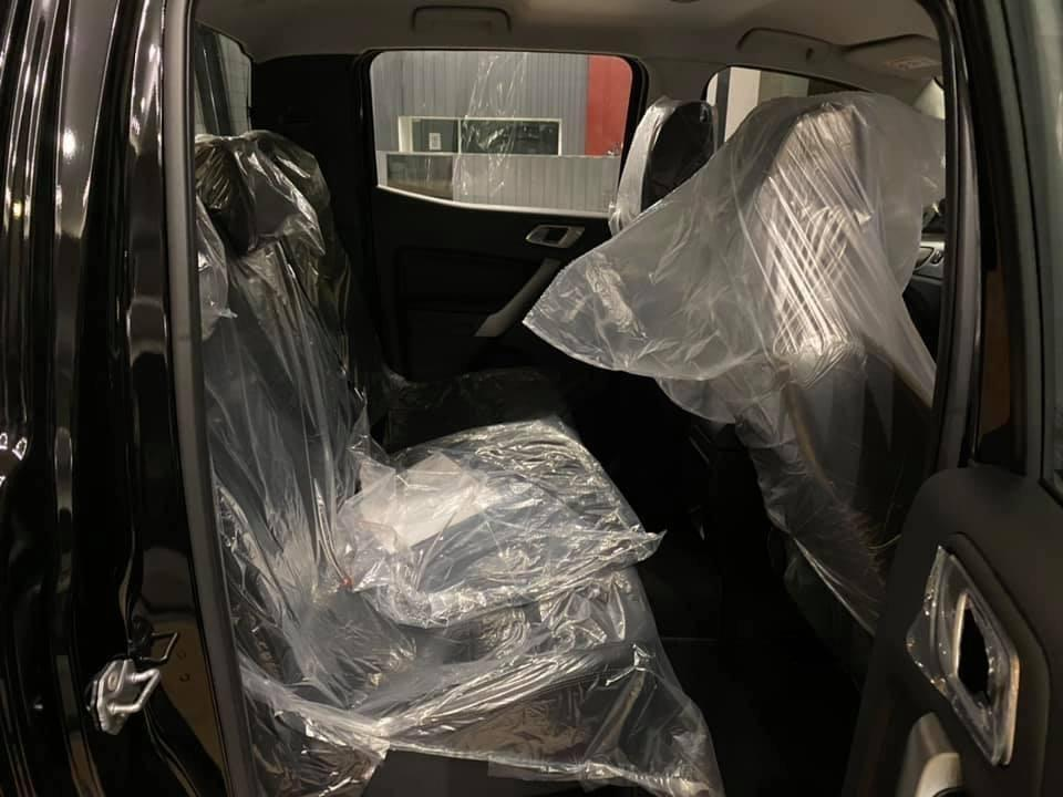 FORD RANGER BLACK XLT PLUS LIMITED  AUTO 4WD PUSH START KEYLESS 10 SPEED  2019/2020