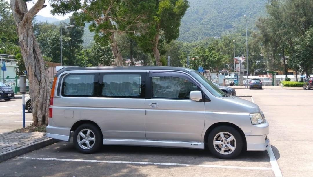Honda Stepwagon 2.0 Auto