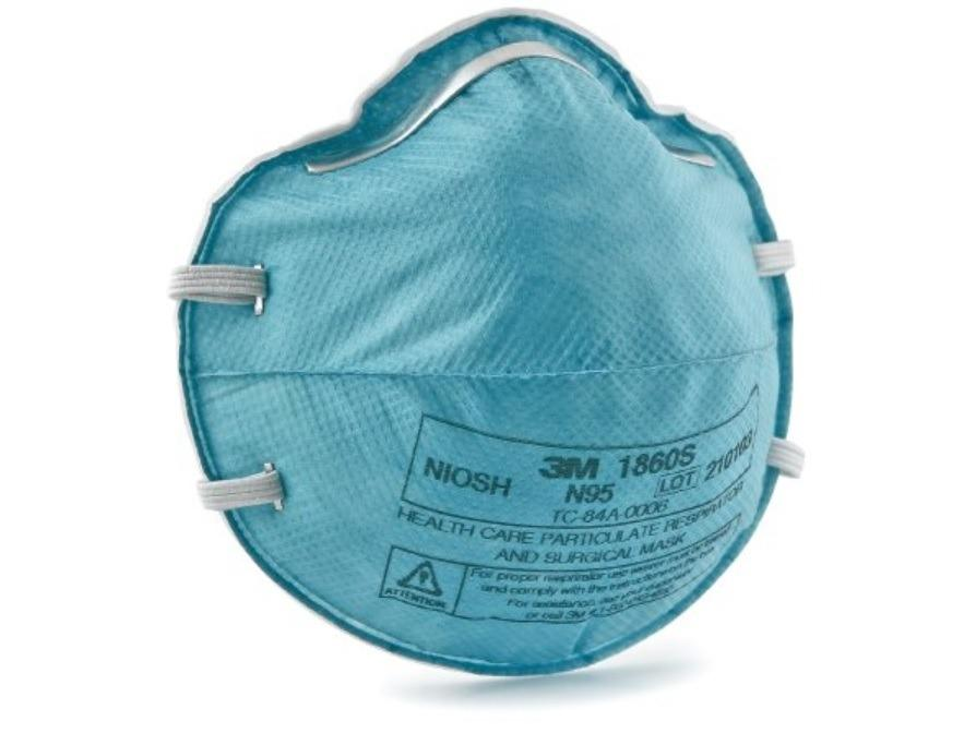OUT OF STOCK!! 3M™ N95 Healthcare BioAerosol Respirator 1860s