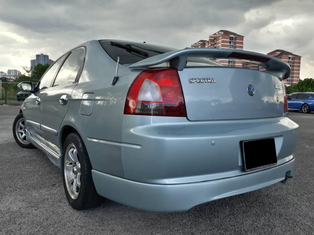 KIA SPECTRA 1.6 (A) NOVUS KEPT WELL GOOD CONDITION VIEW TO BELIEVE.