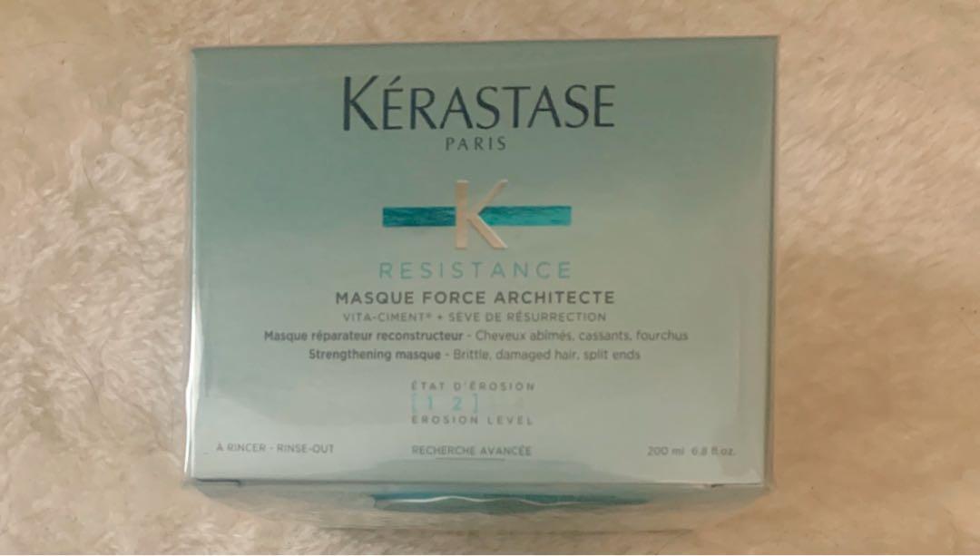 Kérastase Resistance Force Architect Mask for damaged hair