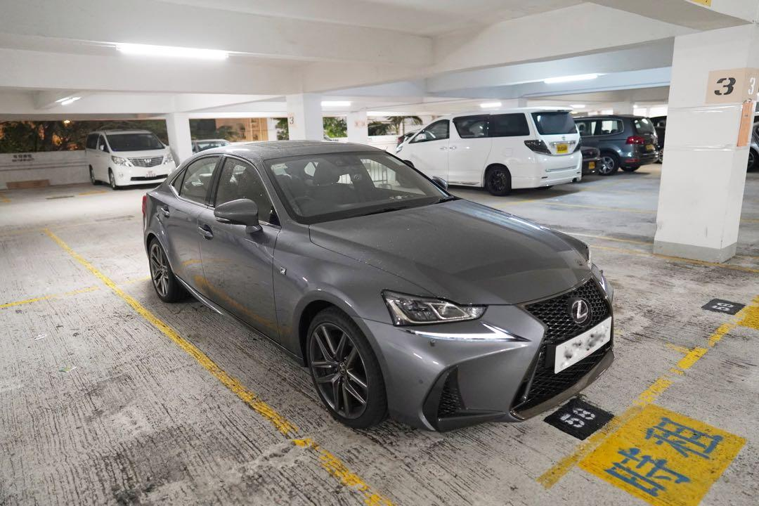 Lexus IS300 F Sport Auto