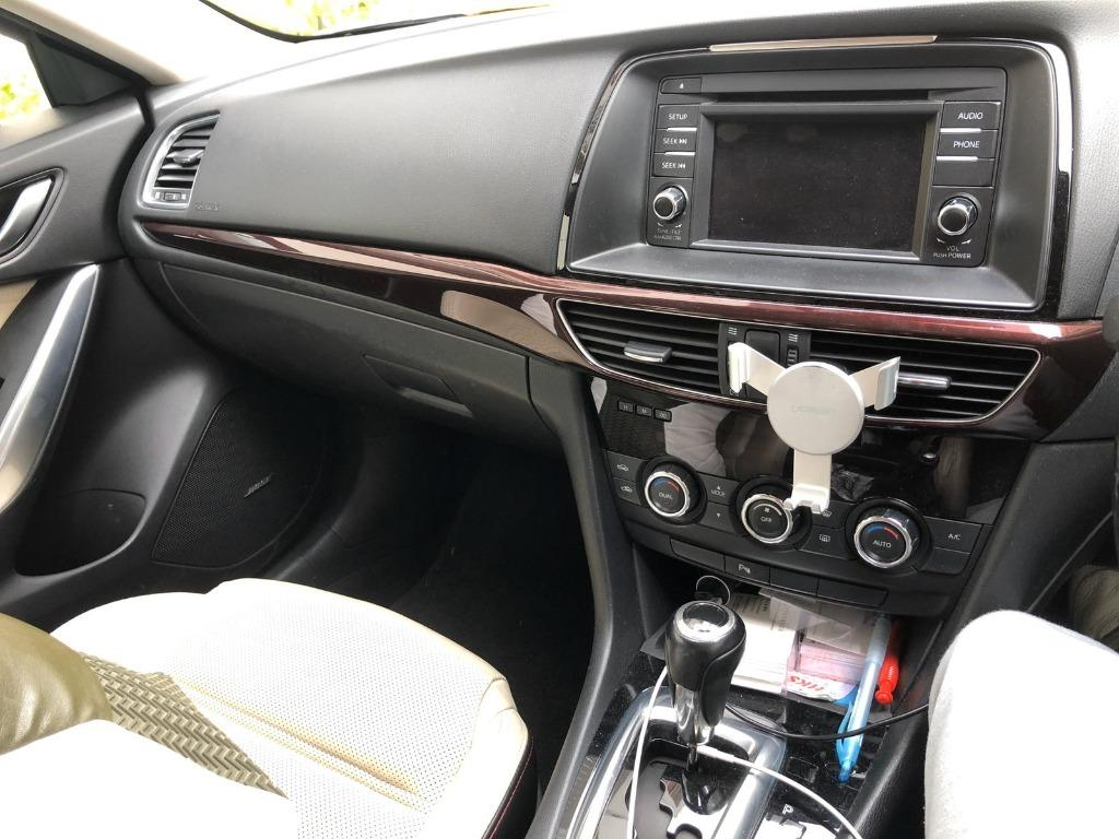 Mazda 6 2.5 Sedan R-Grade (A)