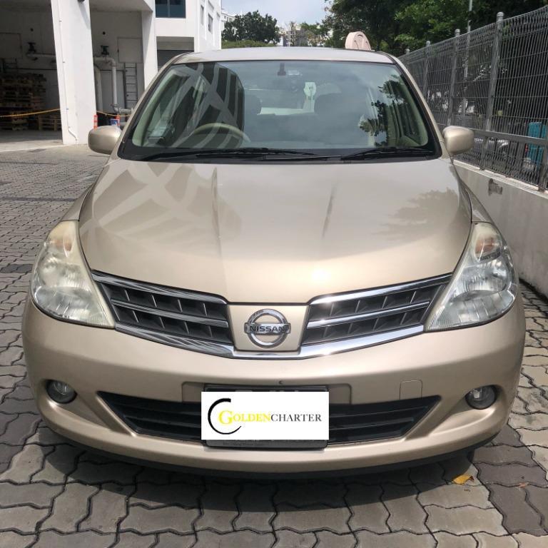 Nissan Latio For Rent ! Gojek Rental   Personal Rental