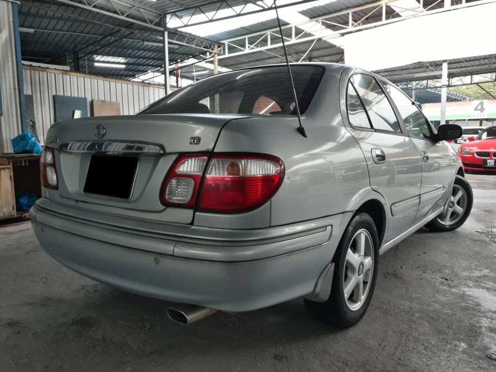 RM10,800 RAYA PROMOTION NISSAN SENTRA 1.6 (A) XE SEDAN.