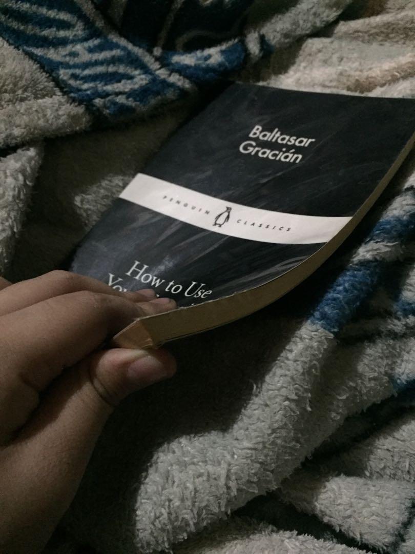 [Penguin Classics] Baltasar Gracian's How to Use Your Enemies