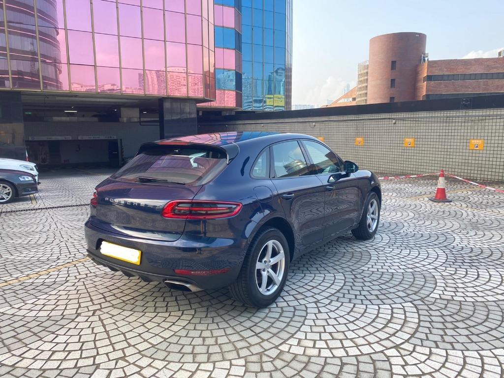 Porsche Macan 2.0 Auto