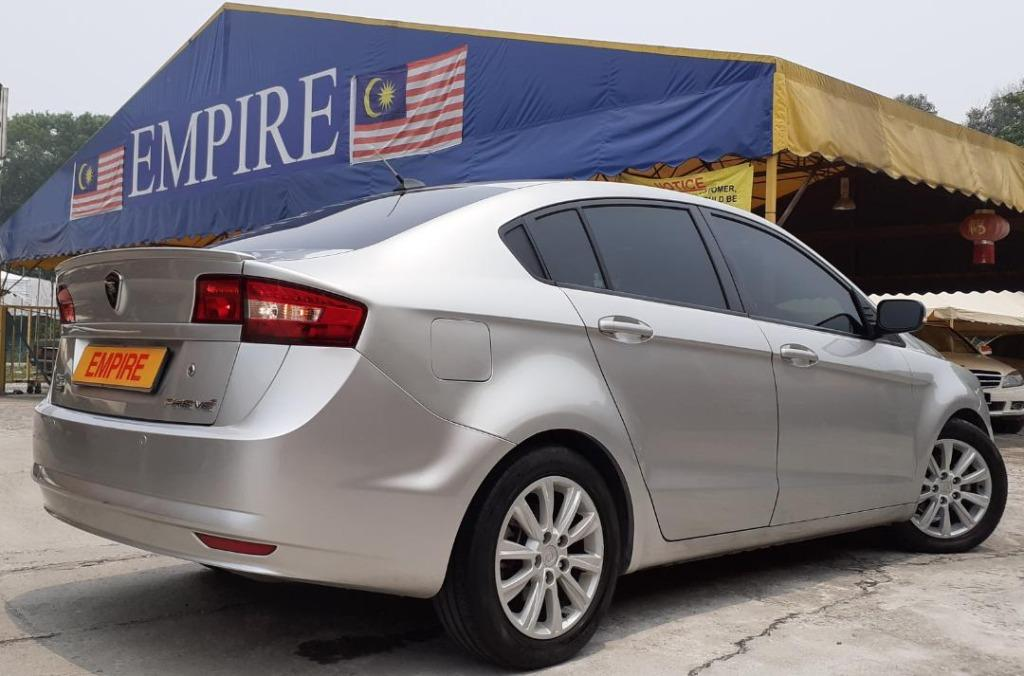 PROTON PREVE 1.6 (A) PREMIUM CFE TURBO !! 16 VALVE DOHC 4 CYLINDER IN LINE !! 7 SPEED AUTOMATIC TRANSMISSION !! 140 H/P 205 NM !! PREMIUM FULL HIGH SPECS !! ( X 6569 X ) USED BY MALAYSIA GOVERNMENT 1 SENIOR MINISTERS !!